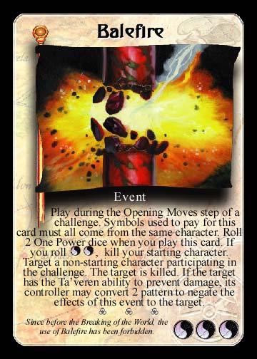 Wheel of Time WoT CCG Dark Prophecies RHADAM ASUNAWA Rare